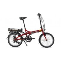 SMART MOTION ELECTRIC BIKE E20 RED