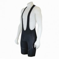 BIB SHORT  VOLTA THERMAL BLK