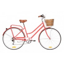 REID LADIES VINTAGE 7 SPEED LITE - WATERMELON
