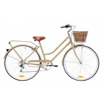 REID LADIES VINTAGE 7 SPEED LITE - COFFEE