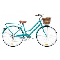 REID LADIES VINTAGE 7 SPEED LITE - AQUA
