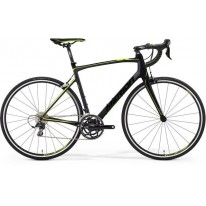 MERIDA RIDE 4000 UD/ANTHRACITE/GRN