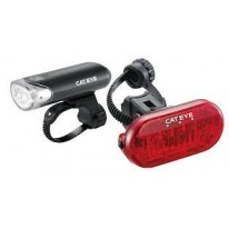CATEYE HL-EL135 & TL-LD135-R LIGHT SET
