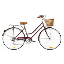 REID VINTAGE 7 SPEED CLASSIC PLUS - CHERRY