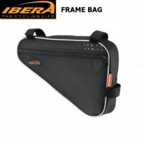 TRIANGLE FRAME FIT BAG - 3L CAPACITY - IBERA