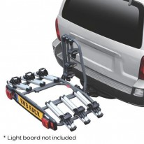 BNB EXPLORER HITCH 3 BIKE RACK
