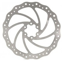 XLC DISC ROTOR 180MM WAVE 6 BOLT