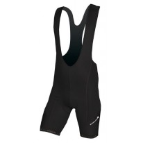 ENDURA BIBSHORT XTRACT GEL, BLACK