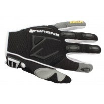 ENDURA GLOVE MT500, BLACK/WHITE