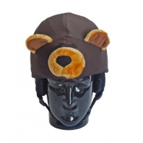 HELMET COVER - BEAR (S06)