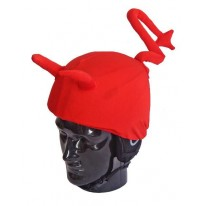 HELMET COVER - DEVIL (S090)