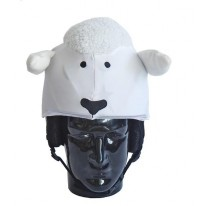 HELMET COVER - SHEEP (S029)