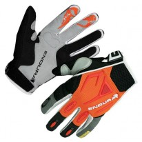 ENDURA GLOVE MT500, ORANGE