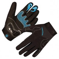 ENDURA GLOVE SINGLETRACK II, BLACK