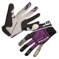 ENDURA GLOVE WM MT500, PURPLE