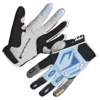 ENDURA GLOVE WM MT500, SKY BLUE