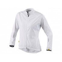 MAVIC JACKET CLOUD WHITE