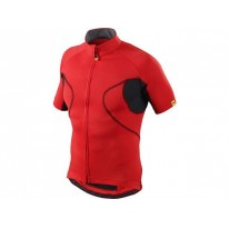 MAVIC JERSEY AKSIUM RED
