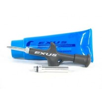 EXUS TEFLON GREASE & GUN