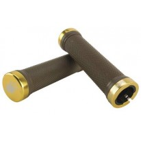 SPANK - SUBROSA LOCK-ON GRIP ALLOY ENDCAP