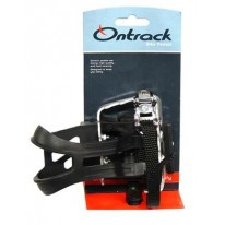 ONTRACK - MTB NYLON/STEEL CLIPPED PEDALS