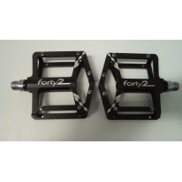 42BP DRAGLINE PEDAL SEALED CNC BLACK