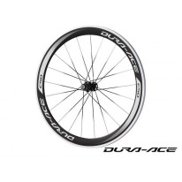 WH-9000-C50-CL WHEEL DURA-ACE CARBON 50MM CLINCHER
