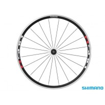 WH-R501-30 FRONT WHEEL 30MM BLACK WEIGHT: 822G