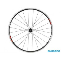 WH-R501 REAR WHEEL 700C BLACK WEIGHT: 1078G