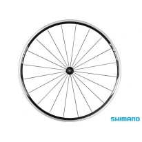 WH-RS010 FRONT WHEEL 700C BLACK