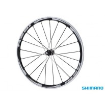 SHIMANO RS81-C35 FRONT WHEEL CARBON