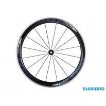 WH-RS81-C50 FRONT WHEEL CARBON 50MM CLINCHER
