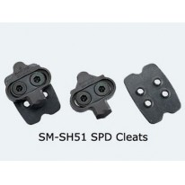 SM-SH51 SPD CLEAT SET SINGLE-RELEASE W/NEW CLEAT N