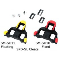 SM-SH11 CLEAT SET SELF-ALIGNING