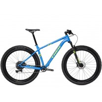 TREK FARLEY 9 BLUE LAST ONE!