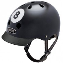 NUTCASE BIKE HELMET 8 BALL