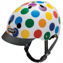 NUTCASE BIKE HELMET DOTS