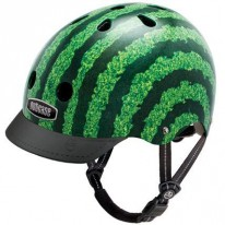 NUTCASE BIKE HELMET WATERMELON