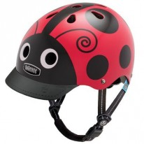 NUTCASE LITTLE NUTTY HELMET LADYBUG
