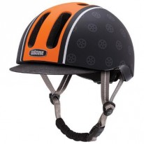 NUTCASE METRORIDE HELMET GEARED UP