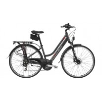 BH BIKES EASYGO CITY ELECTRIC BLACK
