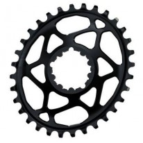 ABSOLUTE BLACK GXP SRAM DIRECT FITTING OVAL CHAINR