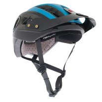 URGE ALL MOUNTAIN HELMET - BLACK & BLUE