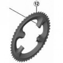 FC-5800 CHAINRING 52T-MB FOR 52-36T SILVER