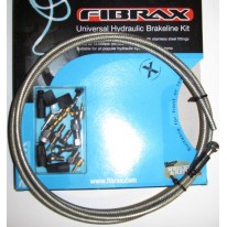 FIBRAX HYDRAULIC HOSE KITS - 2 COLOURS / 2 SIZES