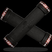 BEARCLAW SIGNATURE LOCK-ON HANDLEBAR GRIPS - LIZAR