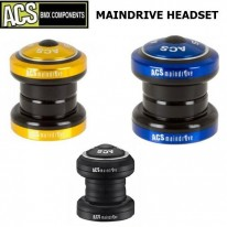 ACS MAINDRIVE 1'' & 1-1/8TH STEEL THREADLESS HEADS