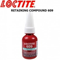 LOCTITE - 609 RETAINING COMPOUND - 10ML
