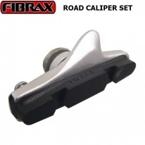 ROAD BIKE BRAKE SHOES - FIBRAX