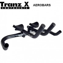 AEROBARS - TRANZ X CLIP-ON BARS